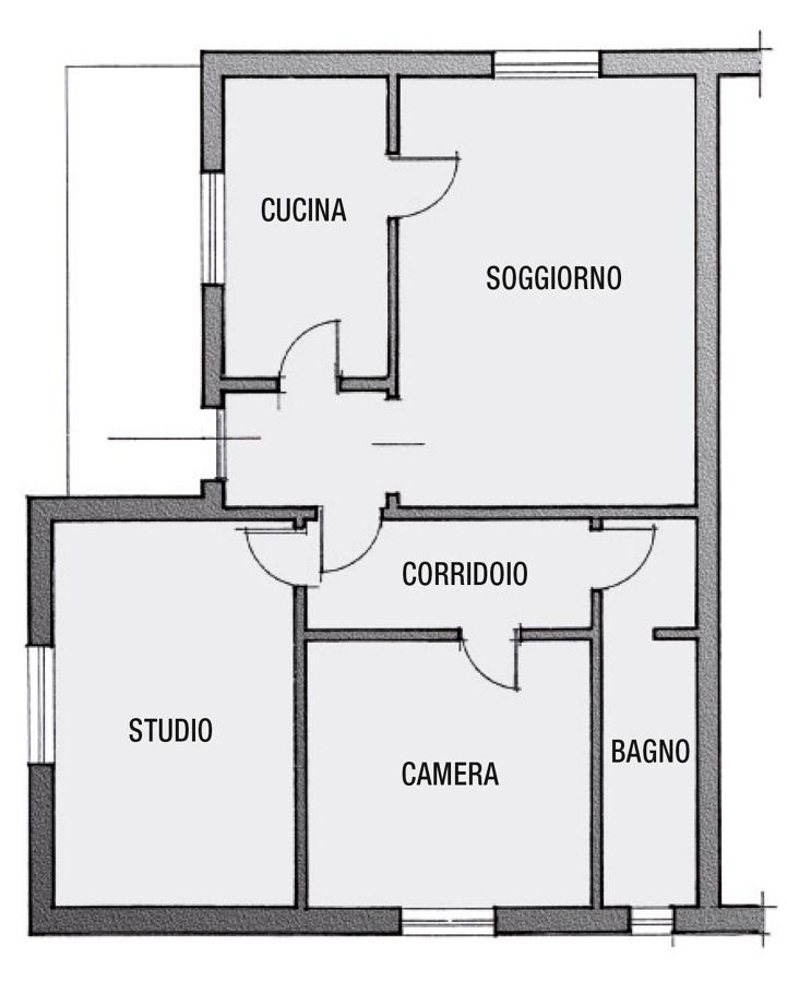 Preventivo piantina casa online habitissimo for Progettare stanza 3d