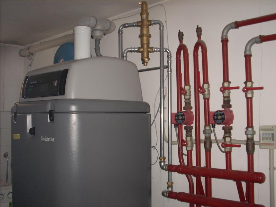 Preventivo cambiare caldaia gas online habitissimo - Quale caldaia a condensazione ...