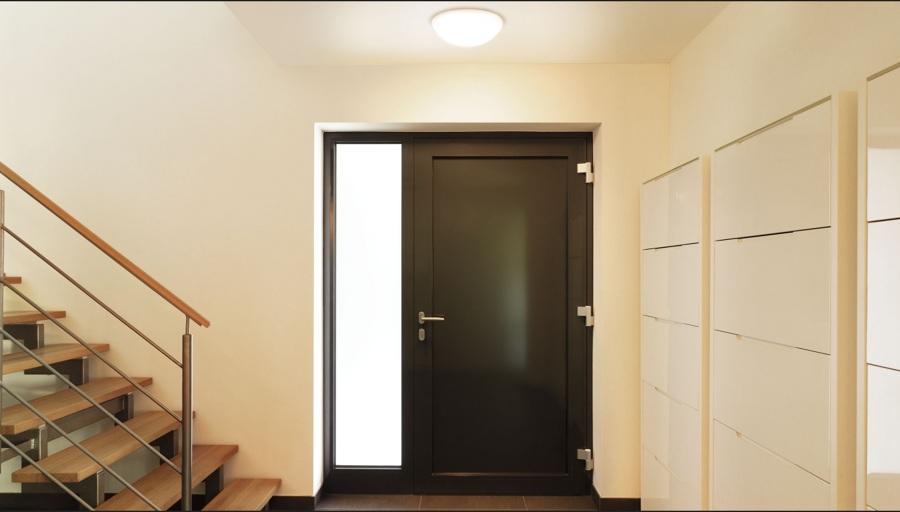Sostituzione lampade per manutenzione condomini