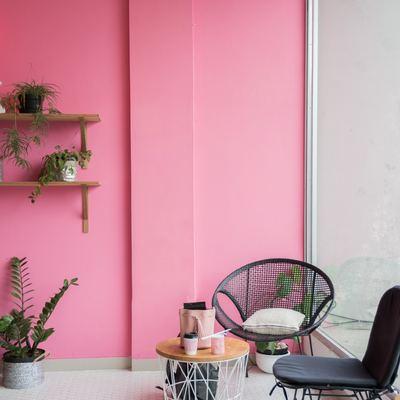 Tinteggiatura delle pareti interne