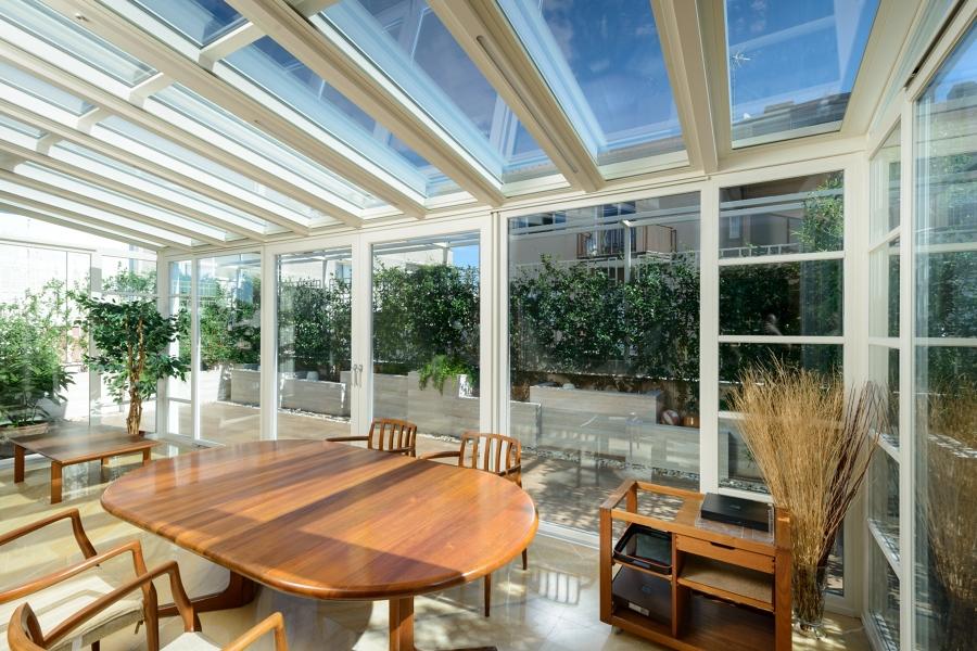 Emejing Chiusure Per Terrazzi Ideas - Home Design Inspiration ...