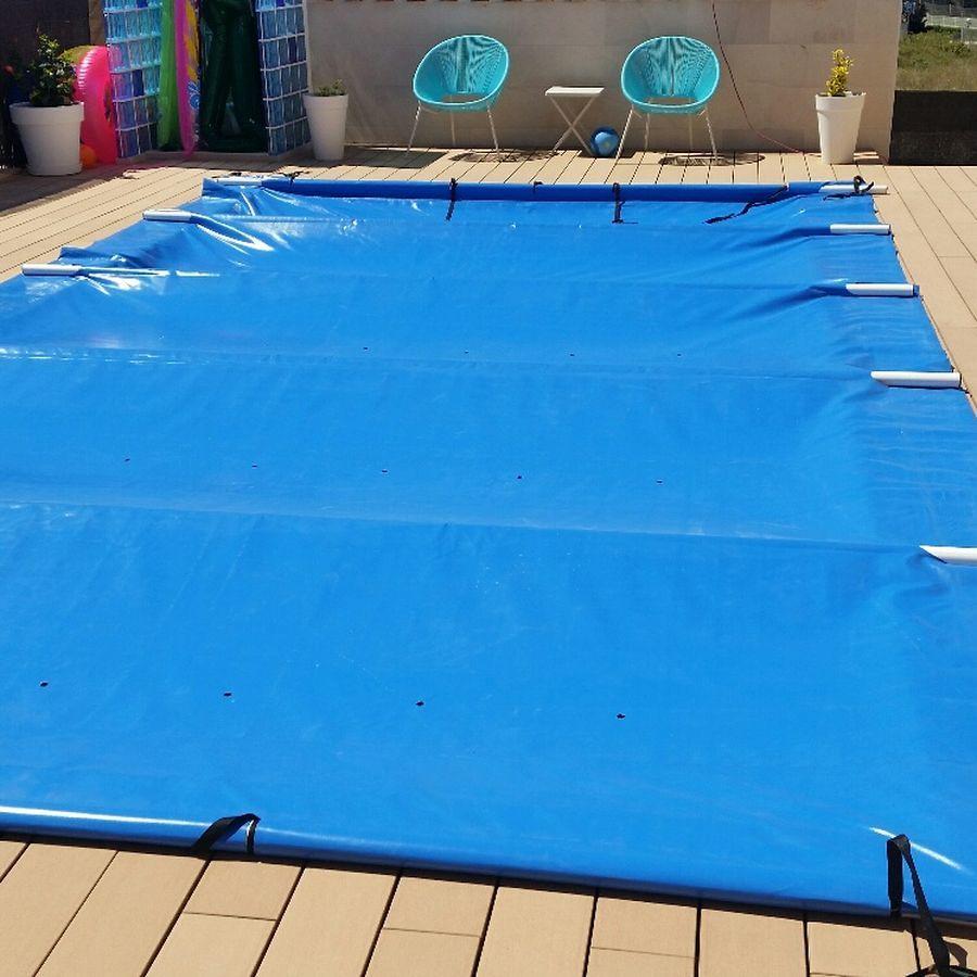 Telo copertura piscina in fabrene