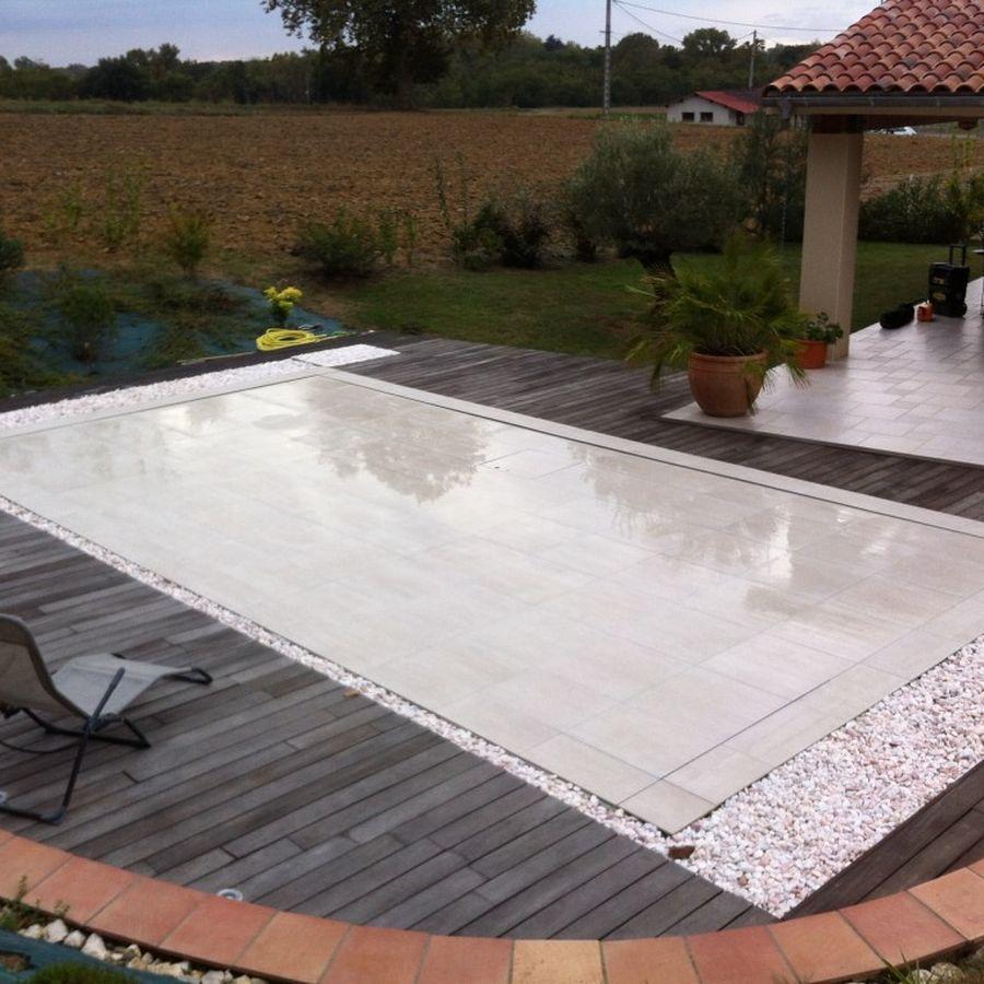 Telo copertura piscina in pvc
