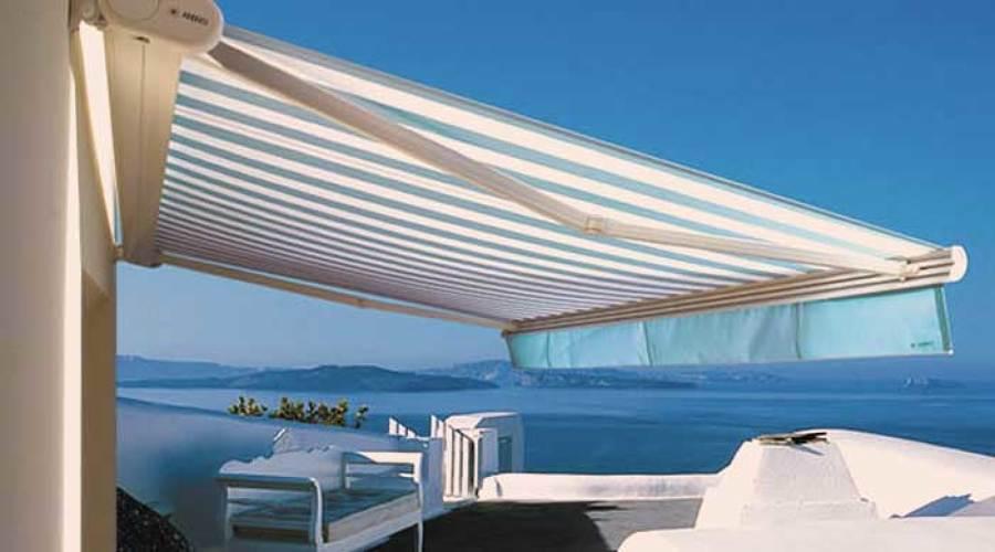 Guida e prezzi delle tende da sole per la terrazza for Tenda terrazzo