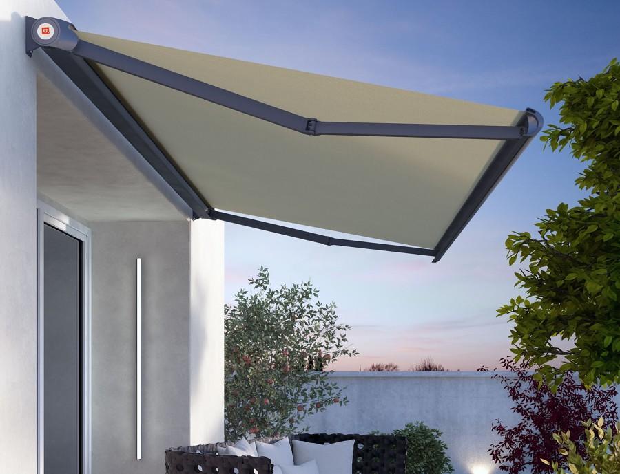 Tende Da Balcone Antipioggia : Installare tenda antipioggia prezzi materiali e tipi habitissimo