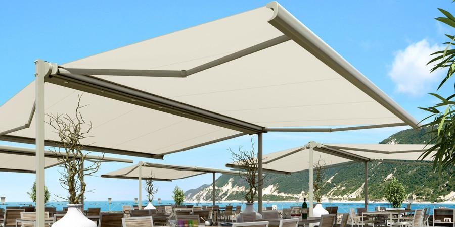 Prezzi e materiali delle tende da esterno habitissimo for Tenda vela ikea