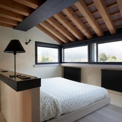Prezzi e tipologie di tetti in legno habitissimo - Alzare il tetto di casa ...