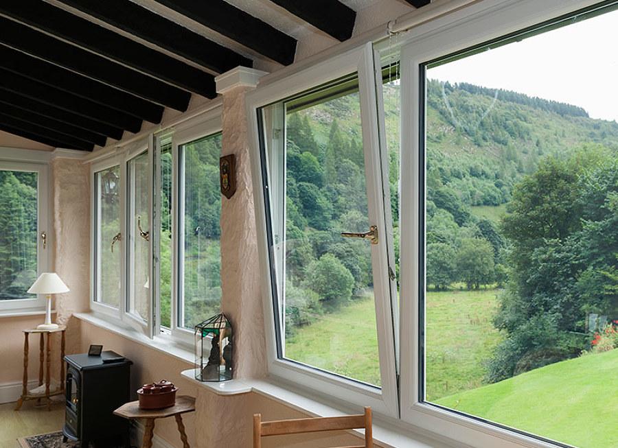 Preventivi e guida alle finestre con vetri doppi habitissimo - Finestre doppi vetri ...
