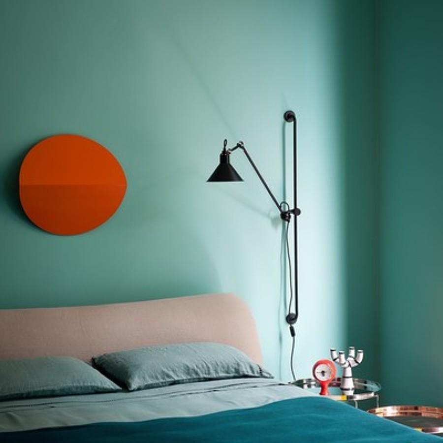 La scelta giusta del colore per la camera da letto
