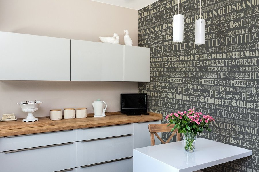 Prezzi mettere carta da parati cucina online habitissimo for Carta adesiva lavabile per cucina
