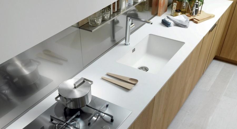 Rinnovare la cucina trucchi e prezzi habitissimo - Top cucina prezzi ...