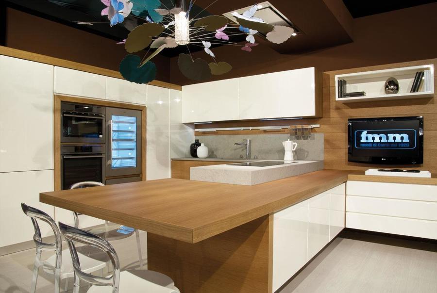 Piano Cucina In Legno Lamellare : Come installare un top cucina in legno costi e consigli