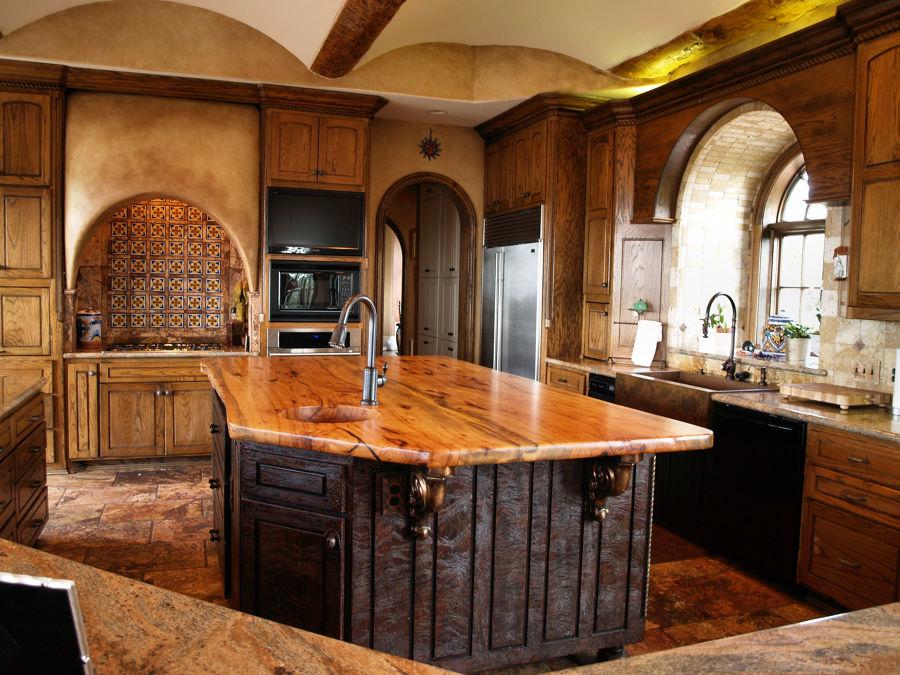 Top Cucina In Legno Grezzo : Come installare un top cucina in legno: costi e consigli habitissimo
