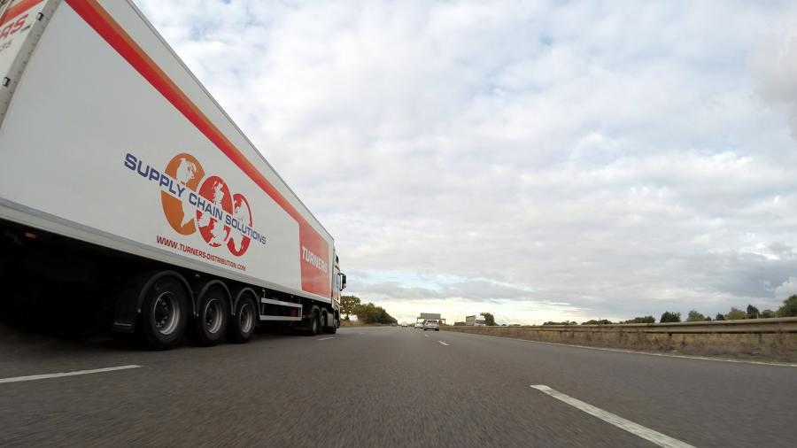 Trasporto internazionale via camion
