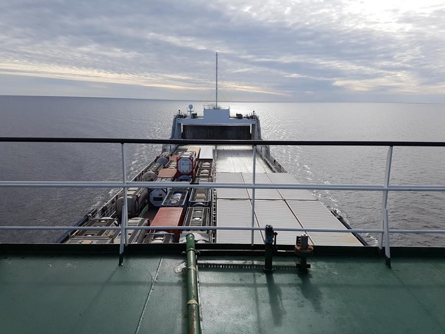 Trasporto internazionale via mare