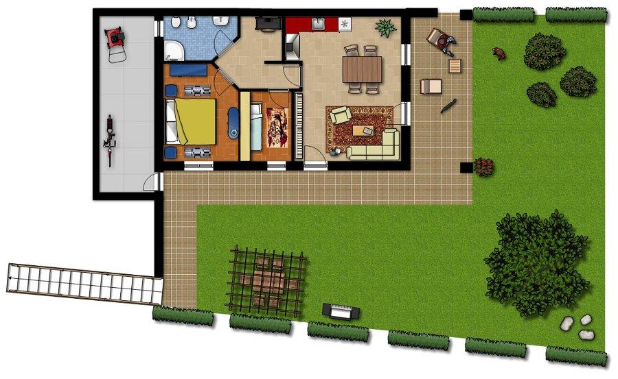 Preventivo piantina casa online habitissimo for Disegnare piantina casa gratis