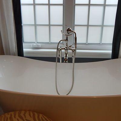 Ventola bagno finestra