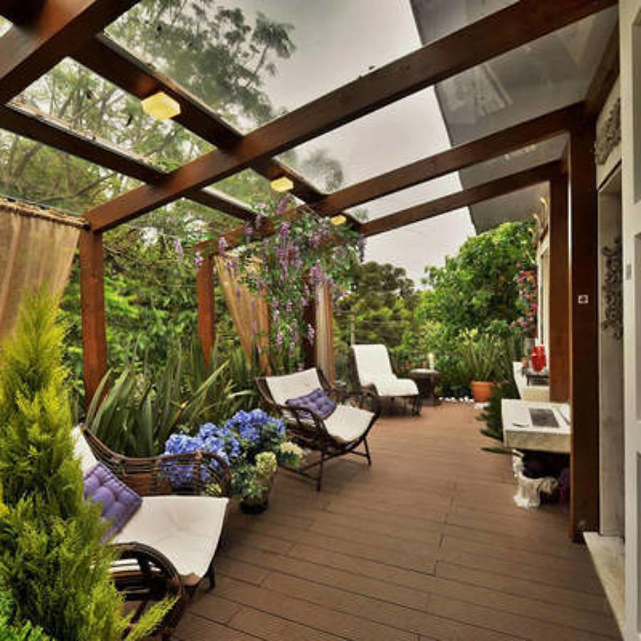 preventivo realizzare veranda in legno online habitissimo On veranda legno e vetro