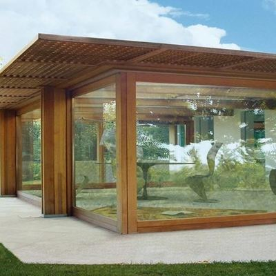 Prezzi e consigli per realizzare una veranda in legno for Prezzi delle case di campagna