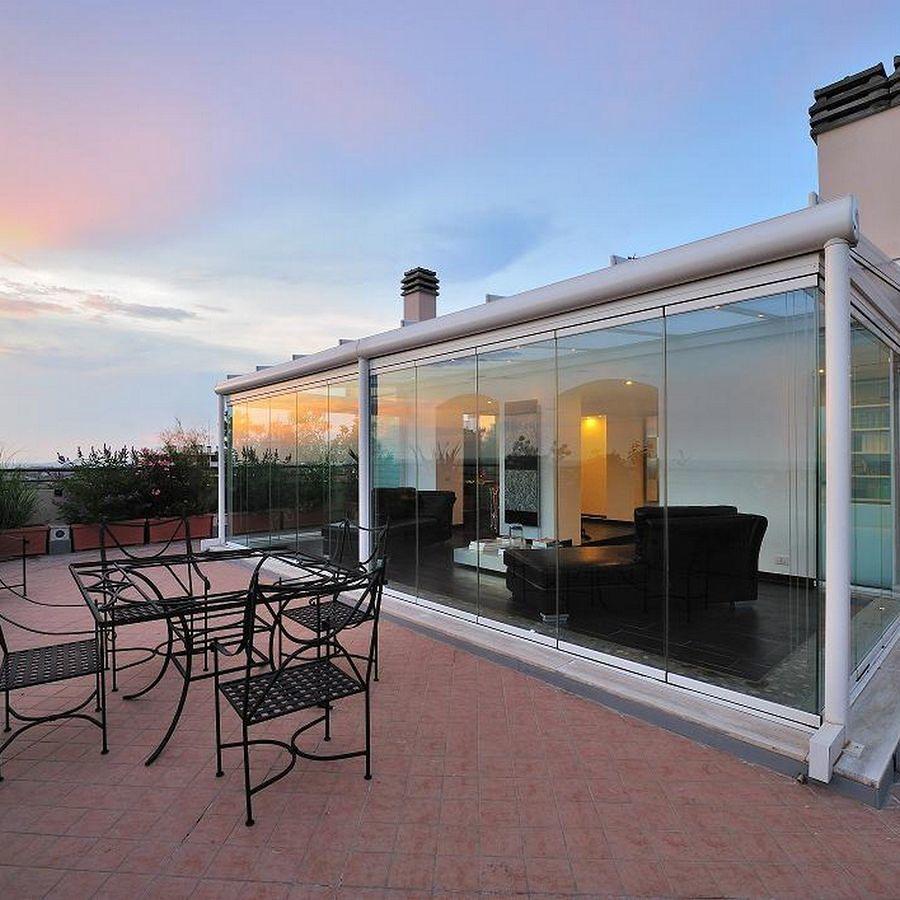 Quali sono i tipi di vetro consigliati per una veranda?