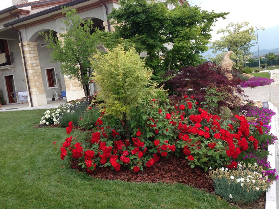 Consigli e prezzi per progettare un giardino di casa - Immagini di giardini fioriti ...
