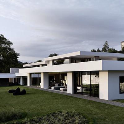 Prezzi e idee per una ristrutturazione esterno casa for Casa ultramoderna