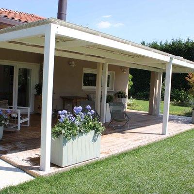 Case progetti ville singole progetto casa in legno case for Piani patio gratuiti