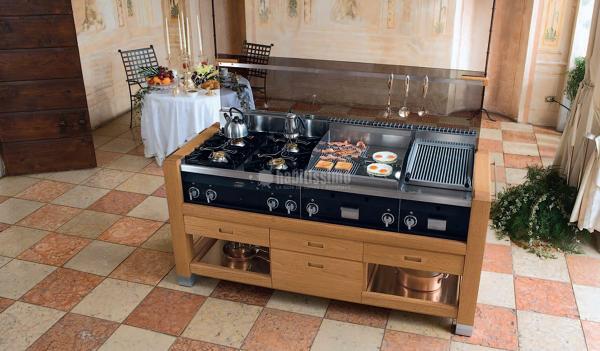 J corradi - Cucine professionali da casa ...