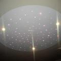 Cielo stellato su opera in cartongesso
