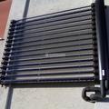 Pannello solare sottovuoto