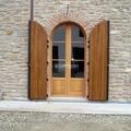 Falegnami, finestre in legno, porte in vetro