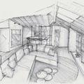 Mobili, Progettazione interni, fornitura arredi