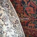 tappeto nain extra fine + malayer antico