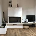 Ristrutturazione d'interni di una villa a Marino