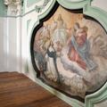 Affresco chiesa Santa Maria del SS. Rosario dopo il restauro