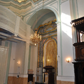 Altare del Fondatore nella chiesa Santa Maria del SS. Rosario