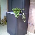 armadio caldaia