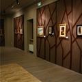 Arredamento interno per un museo a Rivisondoli