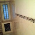 Bagno con la cornice di mosaico