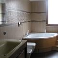Miscelatori vasca con idromassaggio in inglese legno - Vasca da bagno in inglese ...