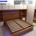 camera da letto in ciliegio