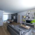Progettazione zona living