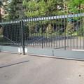 cancello a due