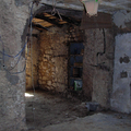 Casa in pietra_Soggiorno prima