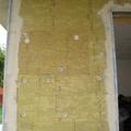 Casa Postioma Isolamento in lana di roccia