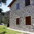 casa rivestita in pietra