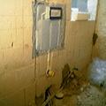 cassetta ad incasso per bagno