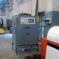 Chiller aria-acqua per uso industriale