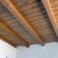 copertura legno lamellare