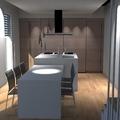 Cucina Design isola - foto1